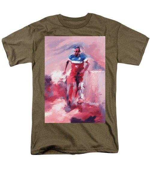 Landon Donovan 545 2 Men's T-Shirt  (Regular Fit) by Mawra Tahreem