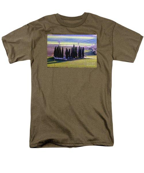 Men's T-Shirt  (Regular Fit) featuring the photograph Landscape by Jean Bernard Roussilhe