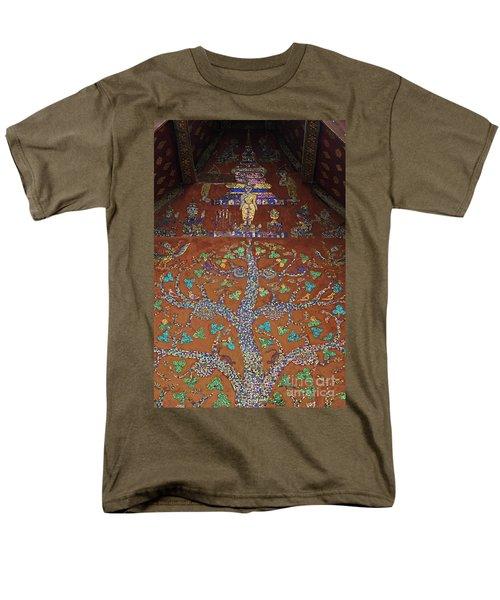 Men's T-Shirt  (Regular Fit) featuring the photograph Laos_d92 by Craig Lovell