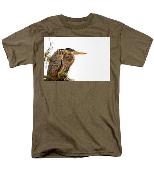 Laser Gaze Men's T-Shirt  (Regular Fit) by Cyndy Doty