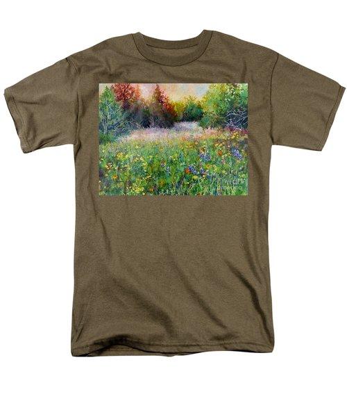 Last Light Men's T-Shirt  (Regular Fit) by Hailey E Herrera
