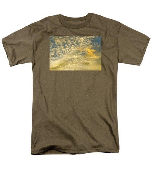 Layers Of Sky Men's T-Shirt  (Regular Fit)