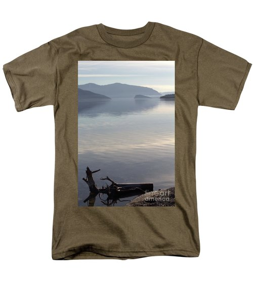 Men's T-Shirt  (Regular Fit) featuring the photograph Laying Still by Victor K