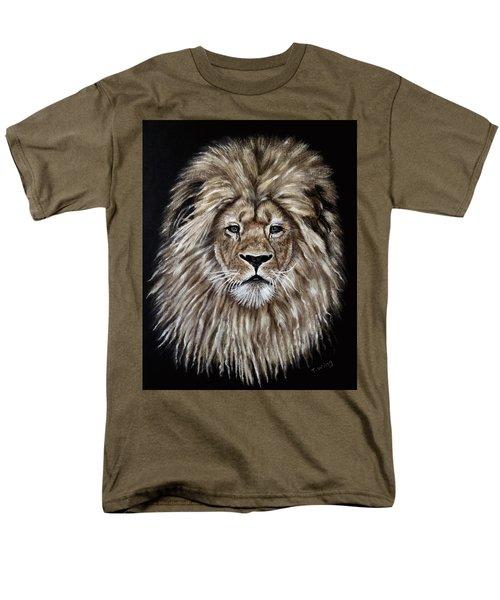 Leonardo Men's T-Shirt  (Regular Fit)