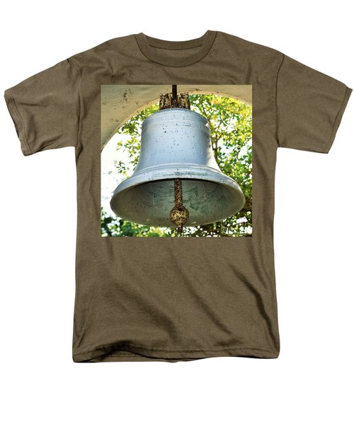 Men's T-Shirt  (Regular Fit) featuring the photograph Let Freedom Ring ...  by Ray Shrewsberry