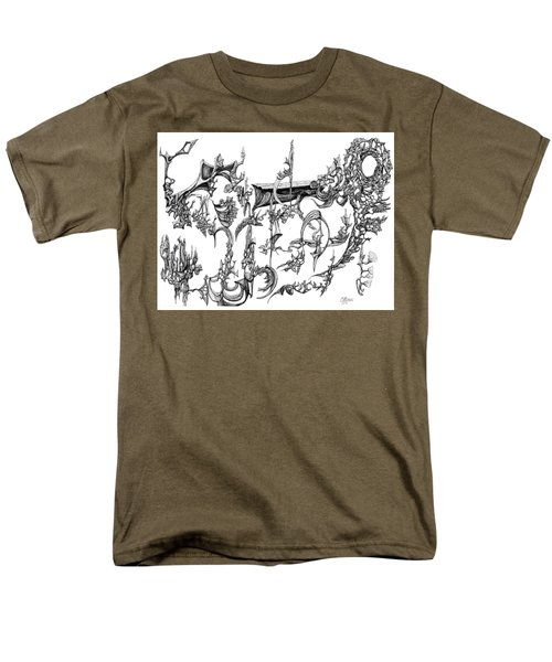 Levitation Men's T-Shirt  (Regular Fit) by Charles Cater