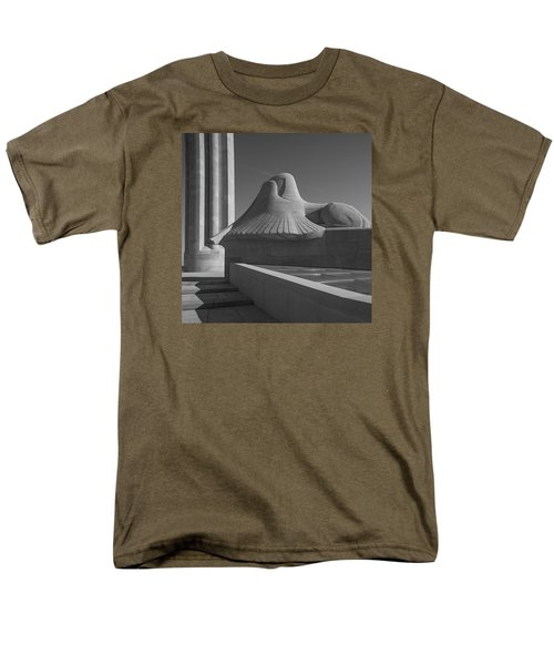 Liberty Memorial Kansas City Missouri Men's T-Shirt  (Regular Fit) by Don Spenner