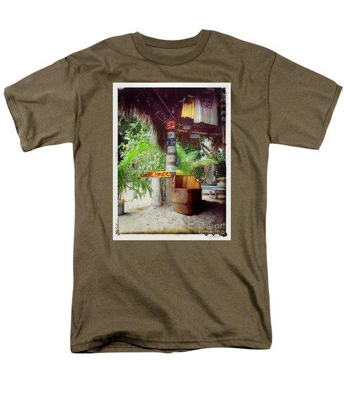 License To Drink Men's T-Shirt  (Regular Fit)