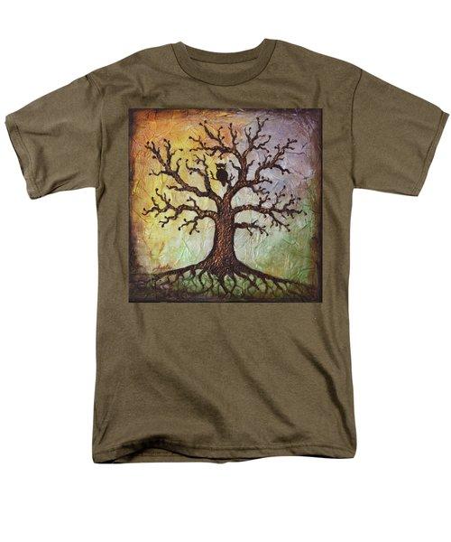 Life Of Wisdom Men's T-Shirt  (Regular Fit)