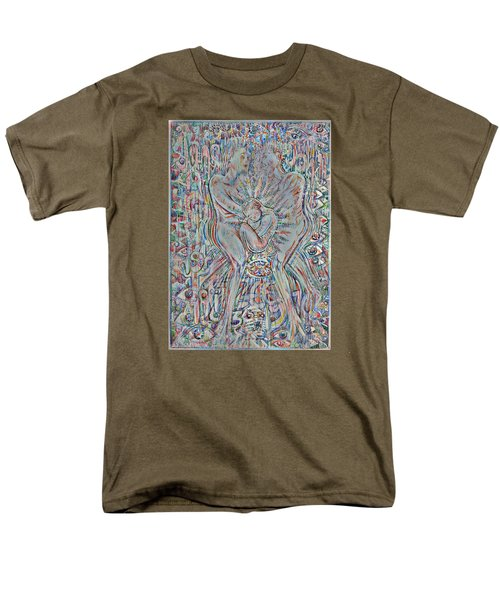 Life Series 4 Men's T-Shirt  (Regular Fit) by Giovanni Caputo