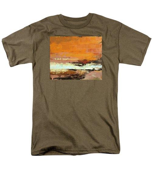 Light On The Horizon Men's T-Shirt  (Regular Fit) by Nathan Rhoads