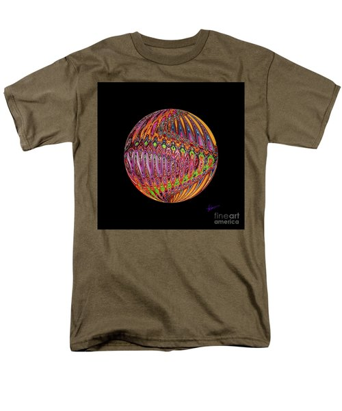 Light Up The Night Men's T-Shirt  (Regular Fit) by Vicki Pelham