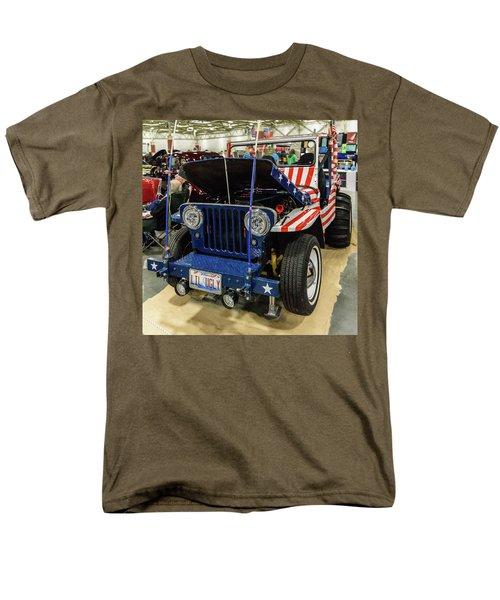 Lil Ugly Men's T-Shirt  (Regular Fit) by Randy Scherkenbach