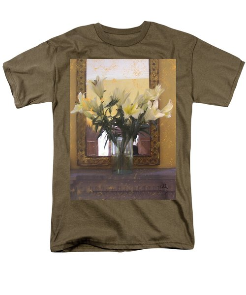 Lilies Men's T-Shirt  (Regular Fit)