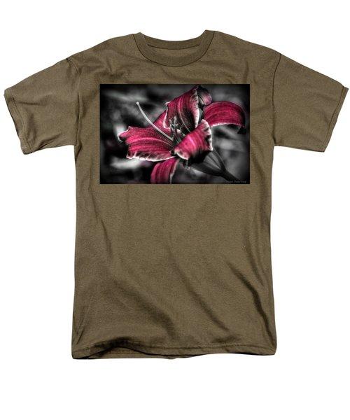 Lilly 3 Men's T-Shirt  (Regular Fit) by Michaela Preston