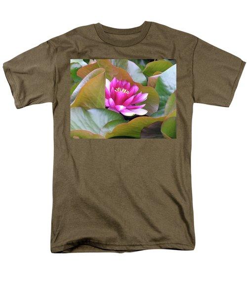 Lilly In Bloom Men's T-Shirt  (Regular Fit) by Wendy McKennon
