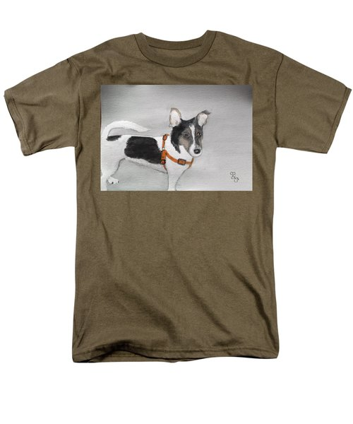 Lily Men's T-Shirt  (Regular Fit) by Carole Robins