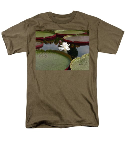 Lily Men's T-Shirt  (Regular Fit) by David Bearden