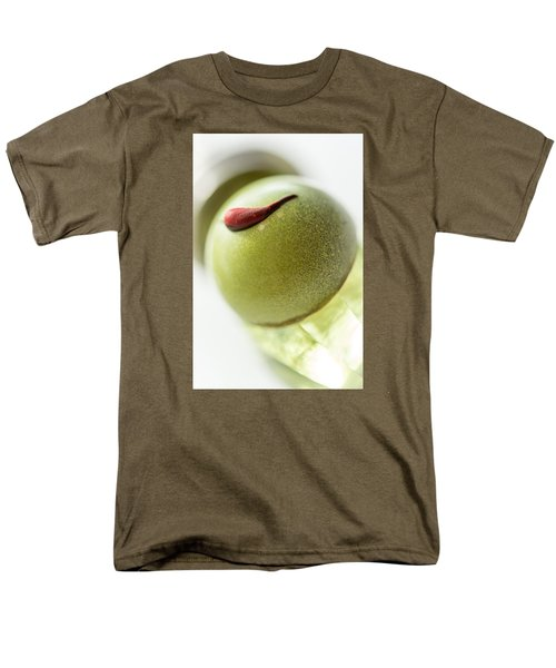 Lime And Chili Men's T-Shirt  (Regular Fit) by Sabine Edrissi