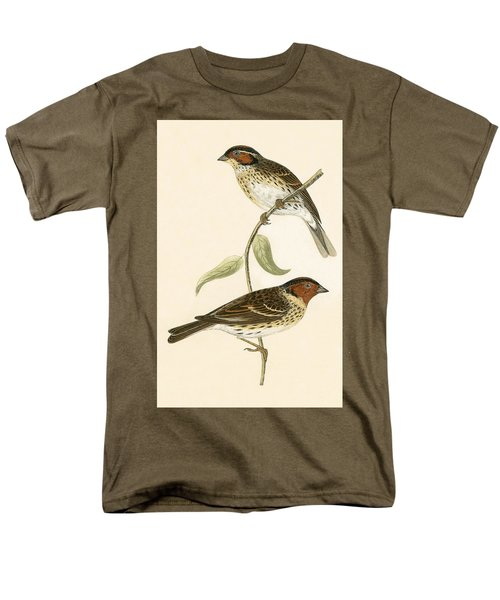 Little Bunting Men's T-Shirt  (Regular Fit) by English School
