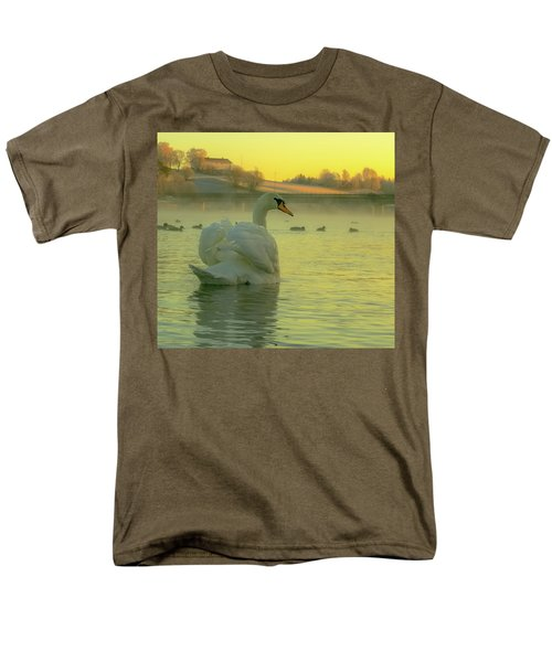 Living In Hope Men's T-Shirt  (Regular Fit) by Rose-Marie Karlsen