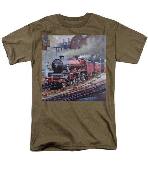 Lms Jubilee At New Street. Men's T-Shirt  (Regular Fit) by Mike  Jeffries