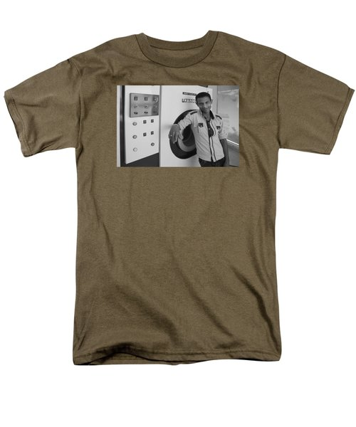 Load Me Men's T-Shirt  (Regular Fit) by Jez C Self