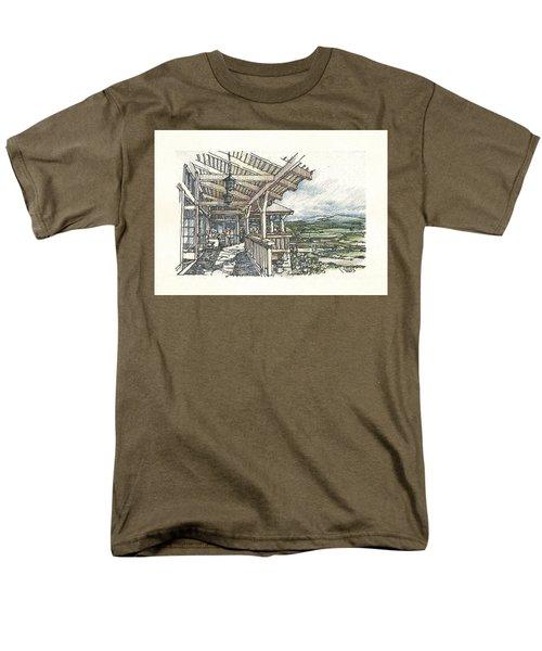 Lodge 2 Men's T-Shirt  (Regular Fit)