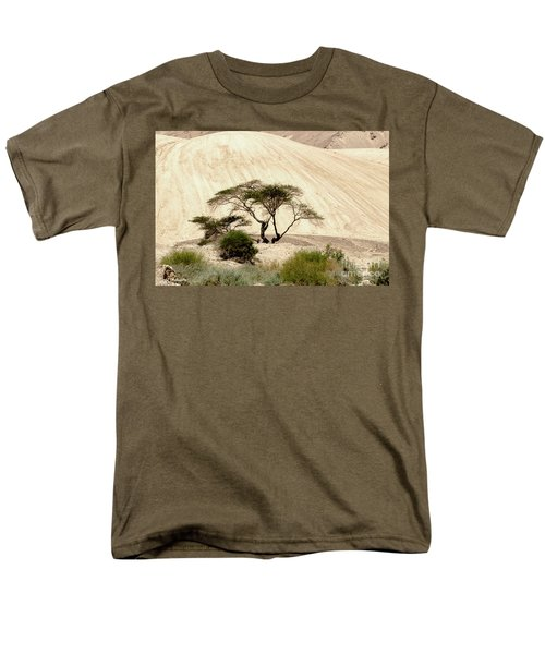 Lonely Tree Men's T-Shirt  (Regular Fit) by Arik Baltinester