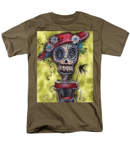 Looking For Love Men's T-Shirt  (Regular Fit) by  Abril Andrade Griffith