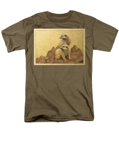 Lookouts Men's T-Shirt  (Regular Fit) by James W Johnson