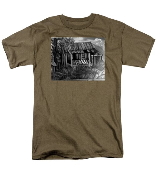 Lost Home Men's T-Shirt  (Regular Fit) by Mildred Chatman