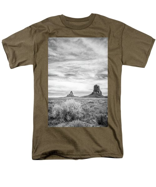 Lost Souls In The Desert Men's T-Shirt  (Regular Fit) by Jon Glaser
