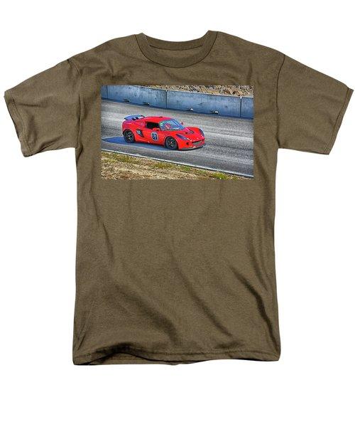 Lotus 87 Northeast Track Days Men's T-Shirt  (Regular Fit)
