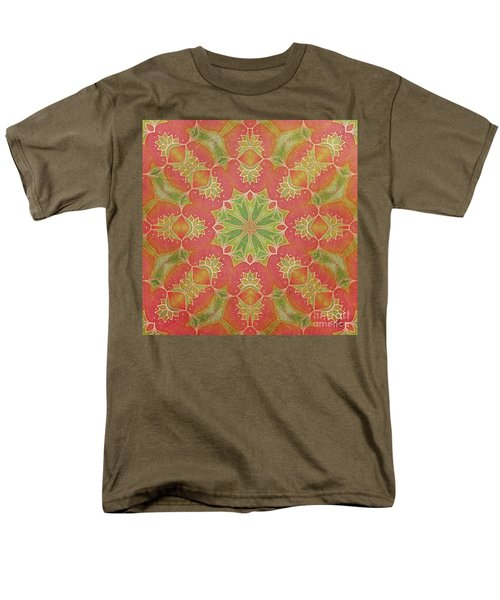 Lotus Garden Men's T-Shirt  (Regular Fit) by Mo T
