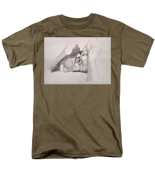 Love At First Bite Men's T-Shirt  (Regular Fit) by Ray Agius