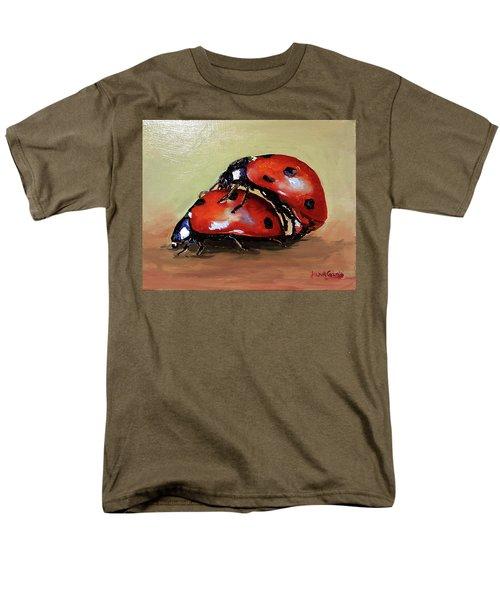Love Men's T-Shirt  (Regular Fit) by Janet Garcia