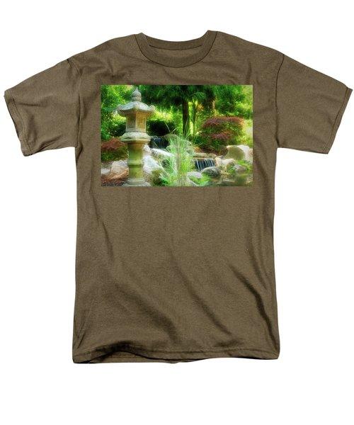Loves Garden Men's T-Shirt  (Regular Fit)