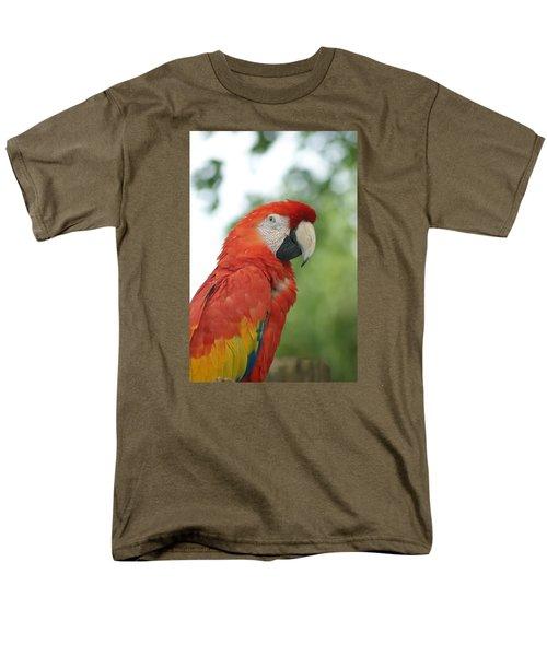 Macraw Men's T-Shirt  (Regular Fit) by Heidi Poulin