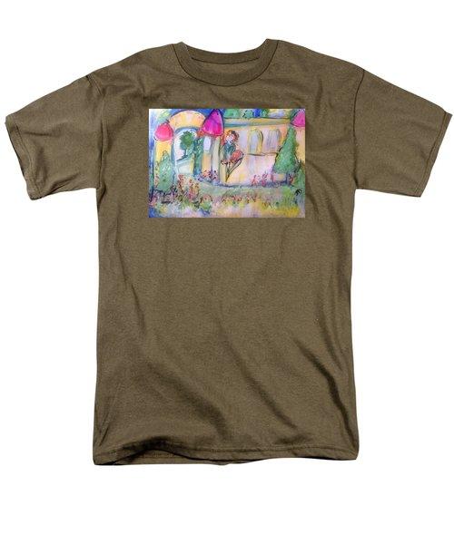 Magical Men's T-Shirt  (Regular Fit) by Judith Desrosiers