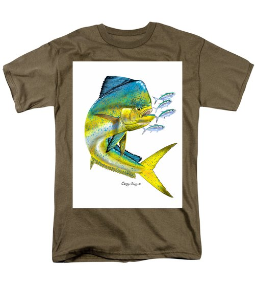 Mahi Digital Men's T-Shirt  (Regular Fit) by Carey Chen
