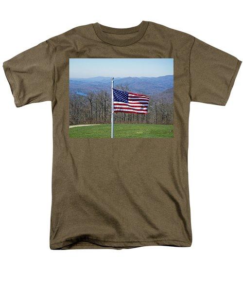 Majesty Men's T-Shirt  (Regular Fit) by Susan Leggett