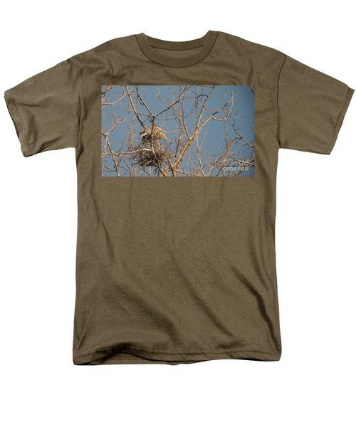 Men's T-Shirt  (Regular Fit) featuring the photograph Making Babies by David Bearden