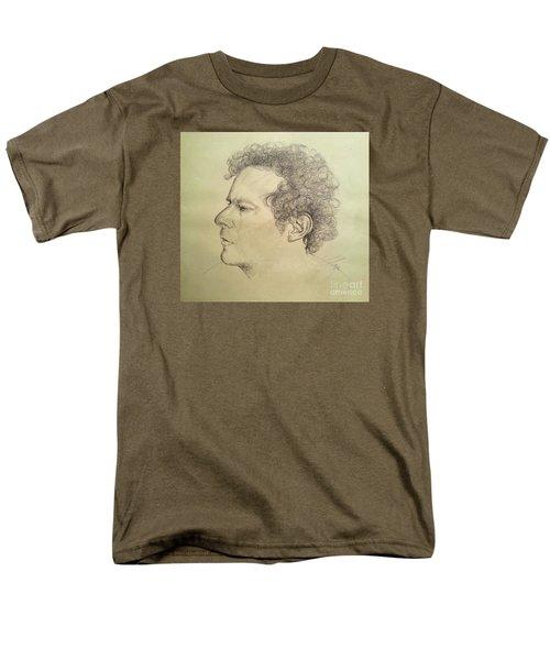 Man's Head Classic Study Men's T-Shirt  (Regular Fit) by Maja Sokolowska
