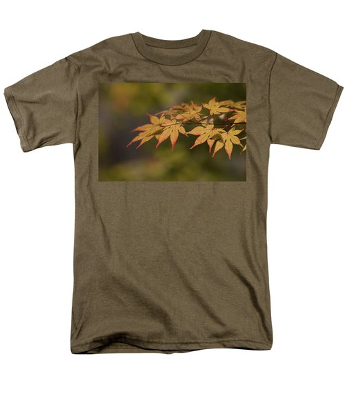 Maple Men's T-Shirt  (Regular Fit) by Hyuntae Kim