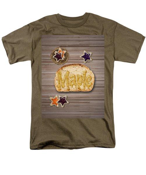 Maple Men's T-Shirt  (Regular Fit) by La Reve Design