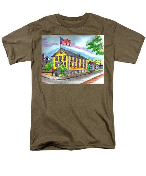 Marblehead Icon Men's T-Shirt  (Regular Fit)