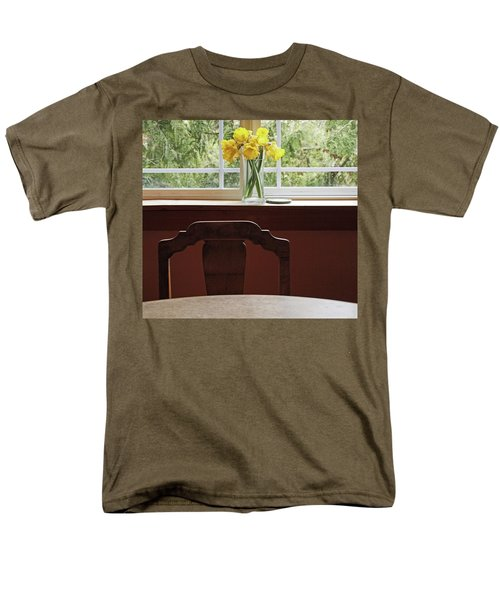 March Men's T-Shirt  (Regular Fit) by Laurie Stewart