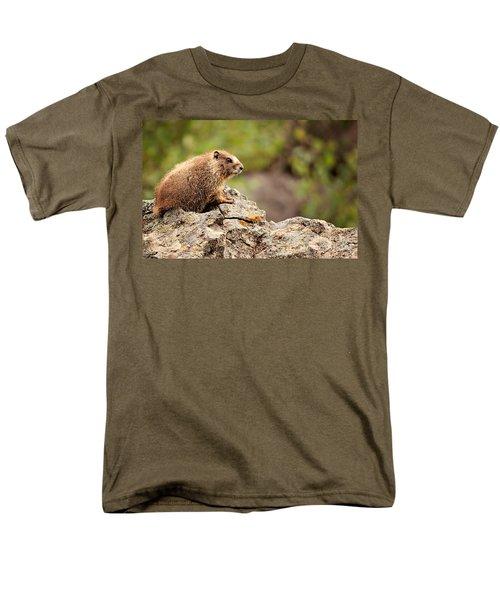 Marmot Men's T-Shirt  (Regular Fit)