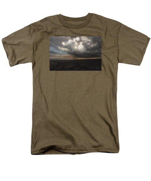 Men's T-Shirt  (Regular Fit) featuring the photograph Mars Landscape by Ryan Manuel